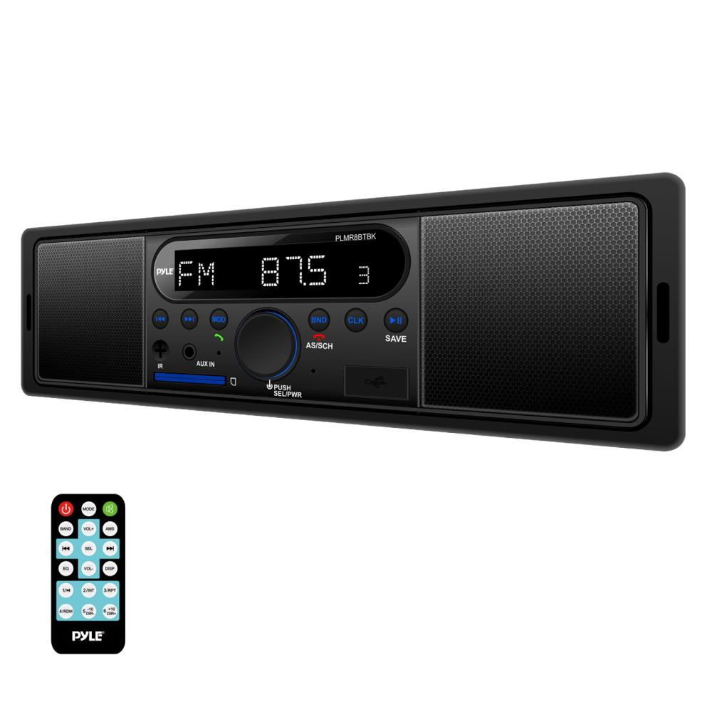 Pyle Plmr8btbk On The Road Headunits Stereo Receivers
