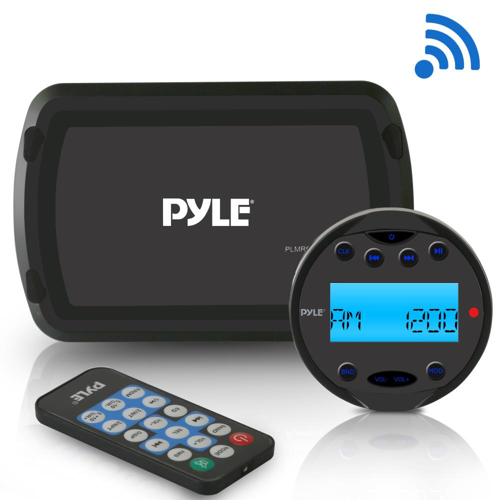 Pyle - Plmr93w - Marine And Waterproof