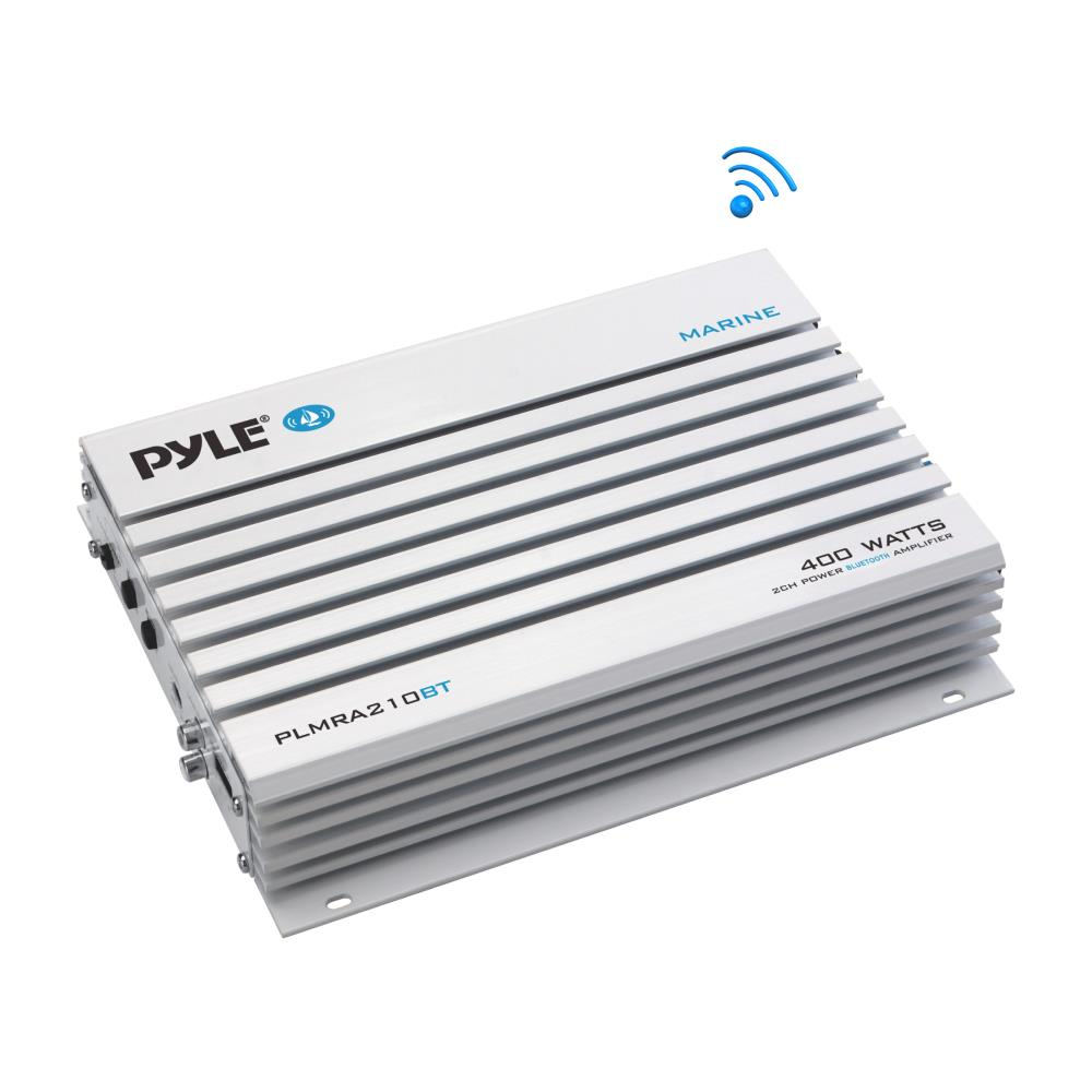 And Waterproof Vehicle Amplifiers On The Road Vehicle Amplifiers