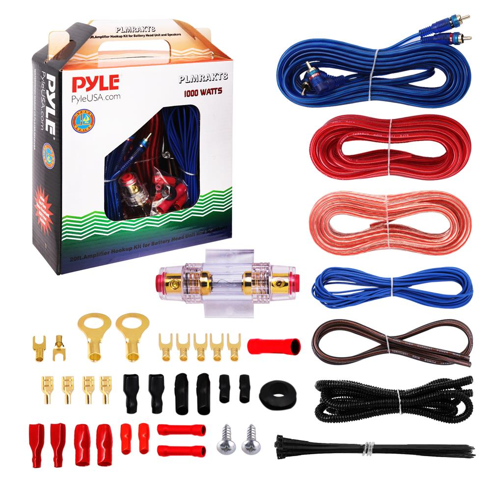 Pyle - PLMRAKT8 - Marine and Waterproof - Wires - Cables ...