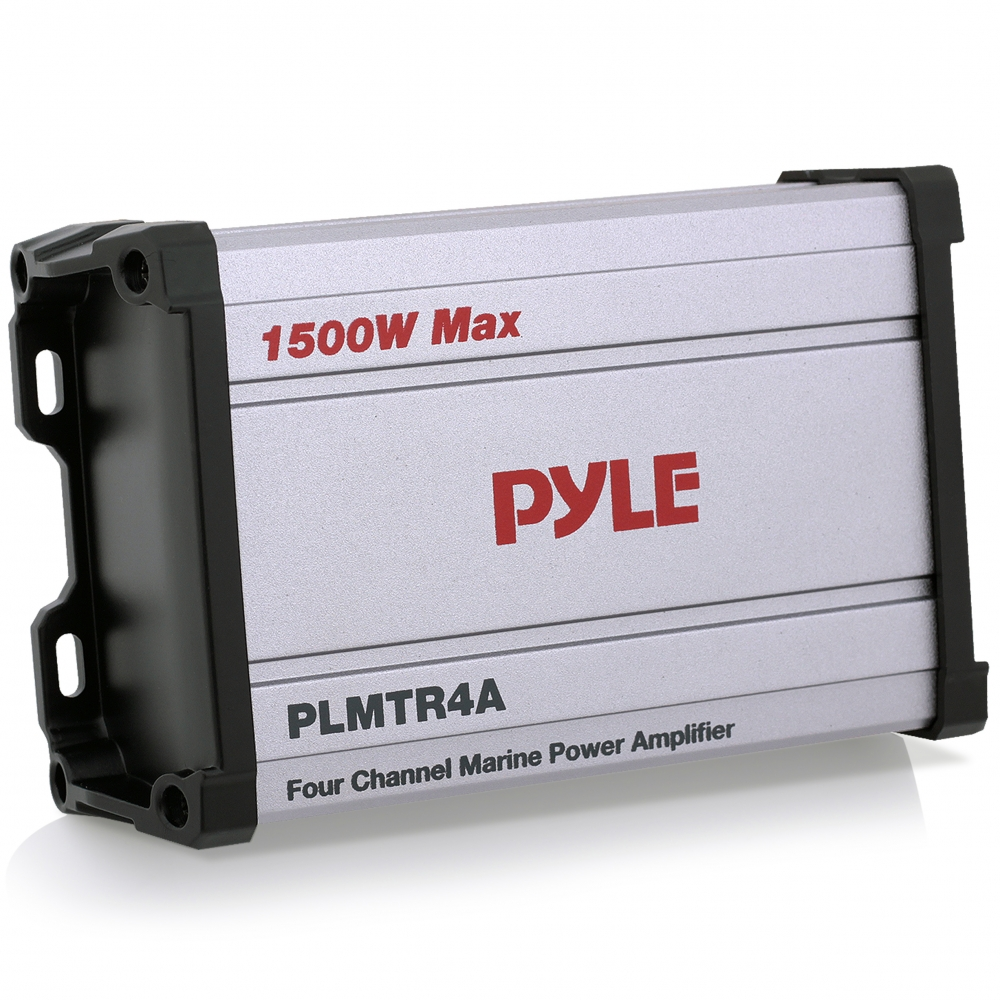 Pyle - Plmtr4a - Marine And Waterproof