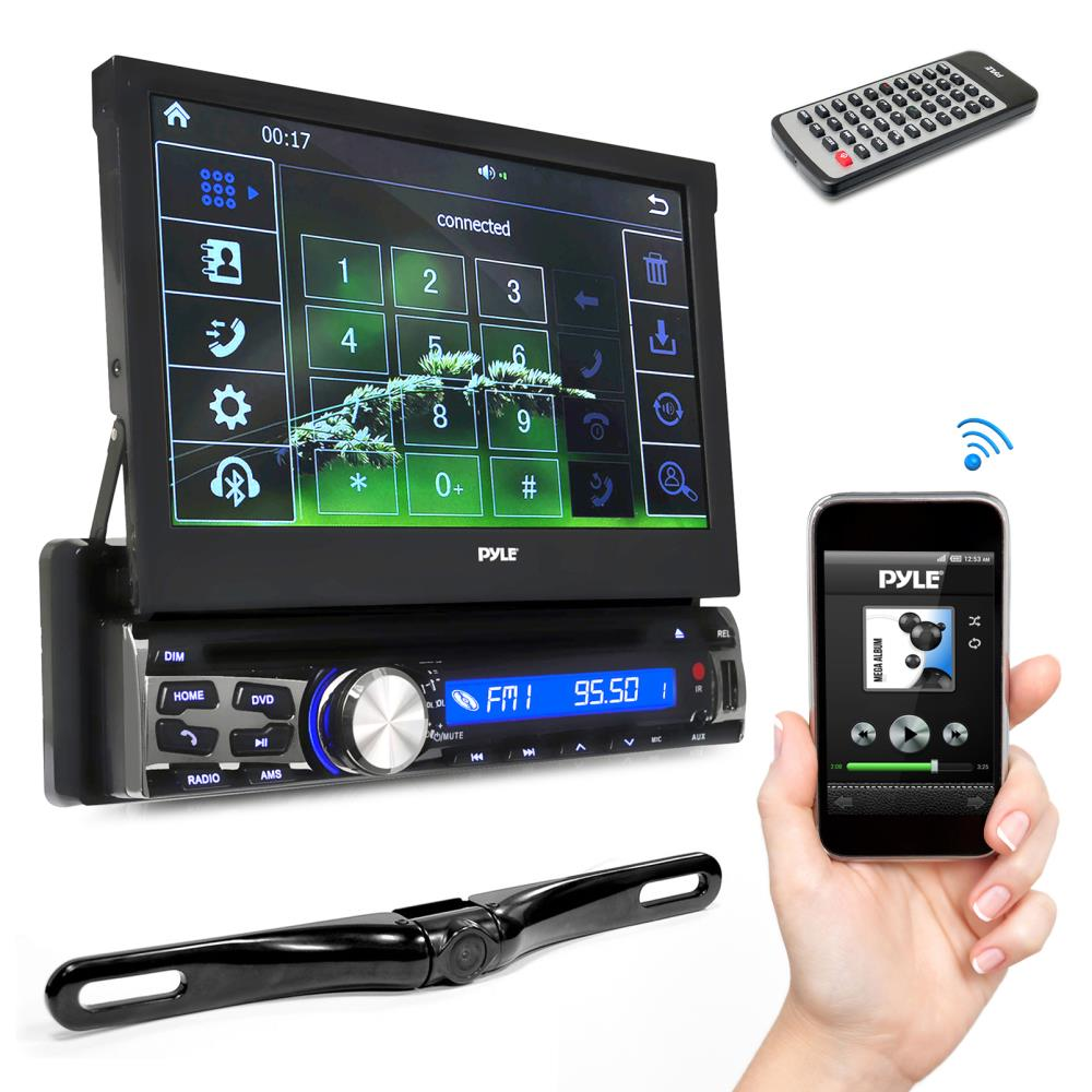 pyle plt85btcm on the road headunits stereo receivers. Black Bedroom Furniture Sets. Home Design Ideas
