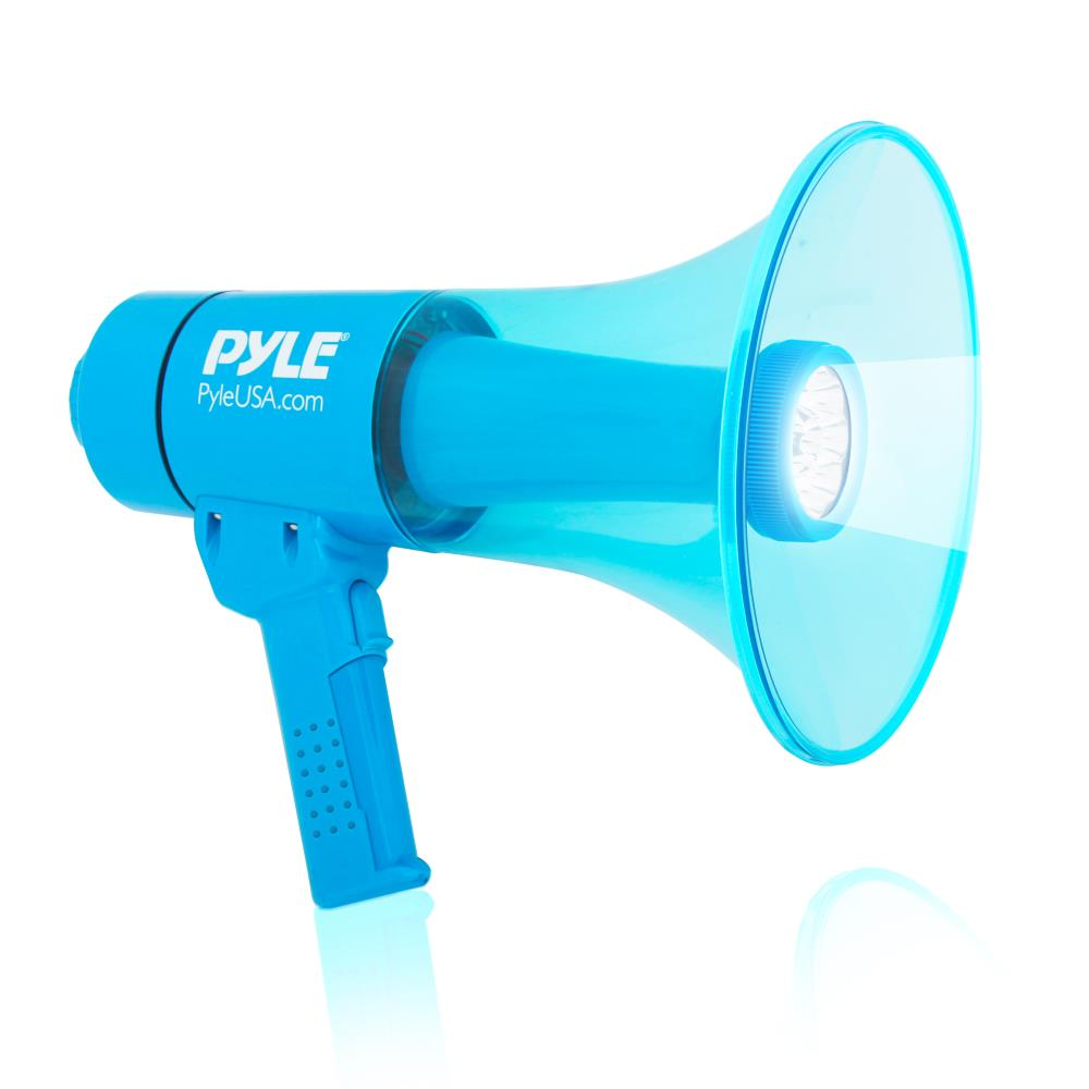 Pyle Pmp66wlt Sports And Outdoors Megaphones