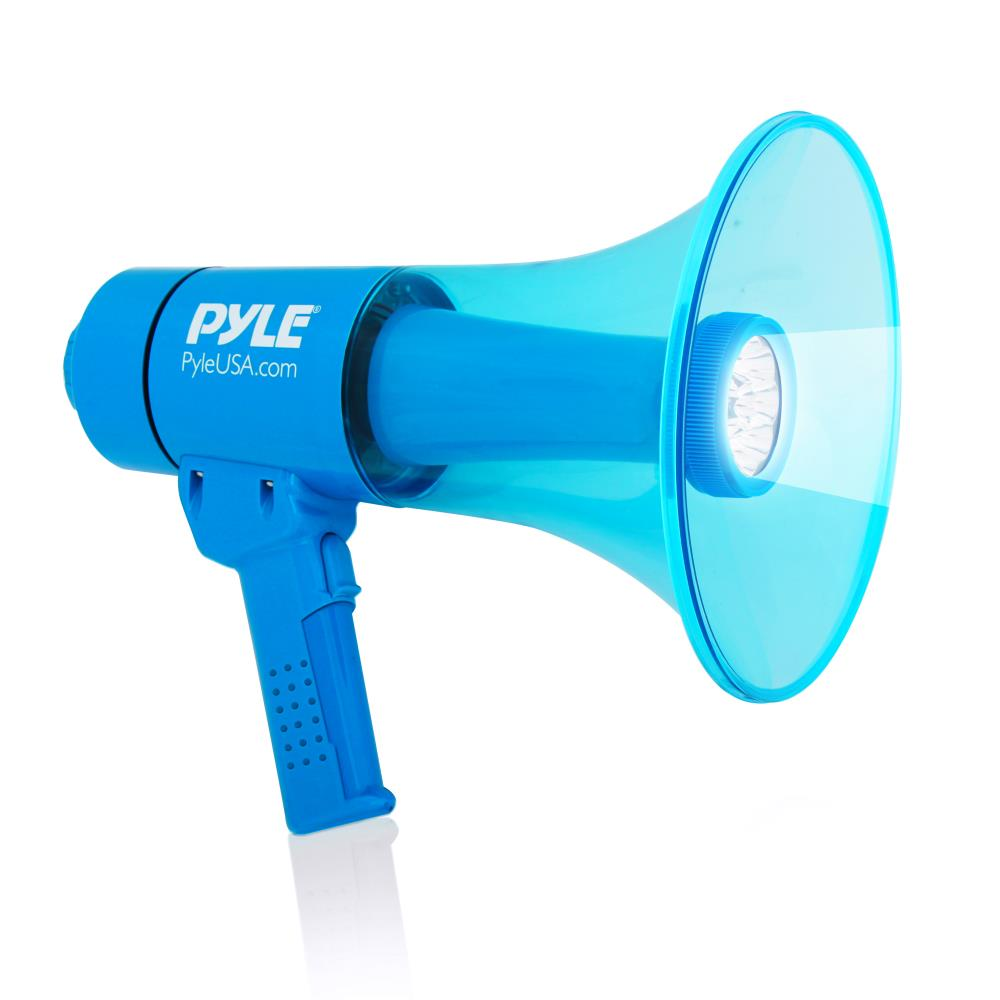Pyle Pmp67wltb Sports And Outdoors Megaphones