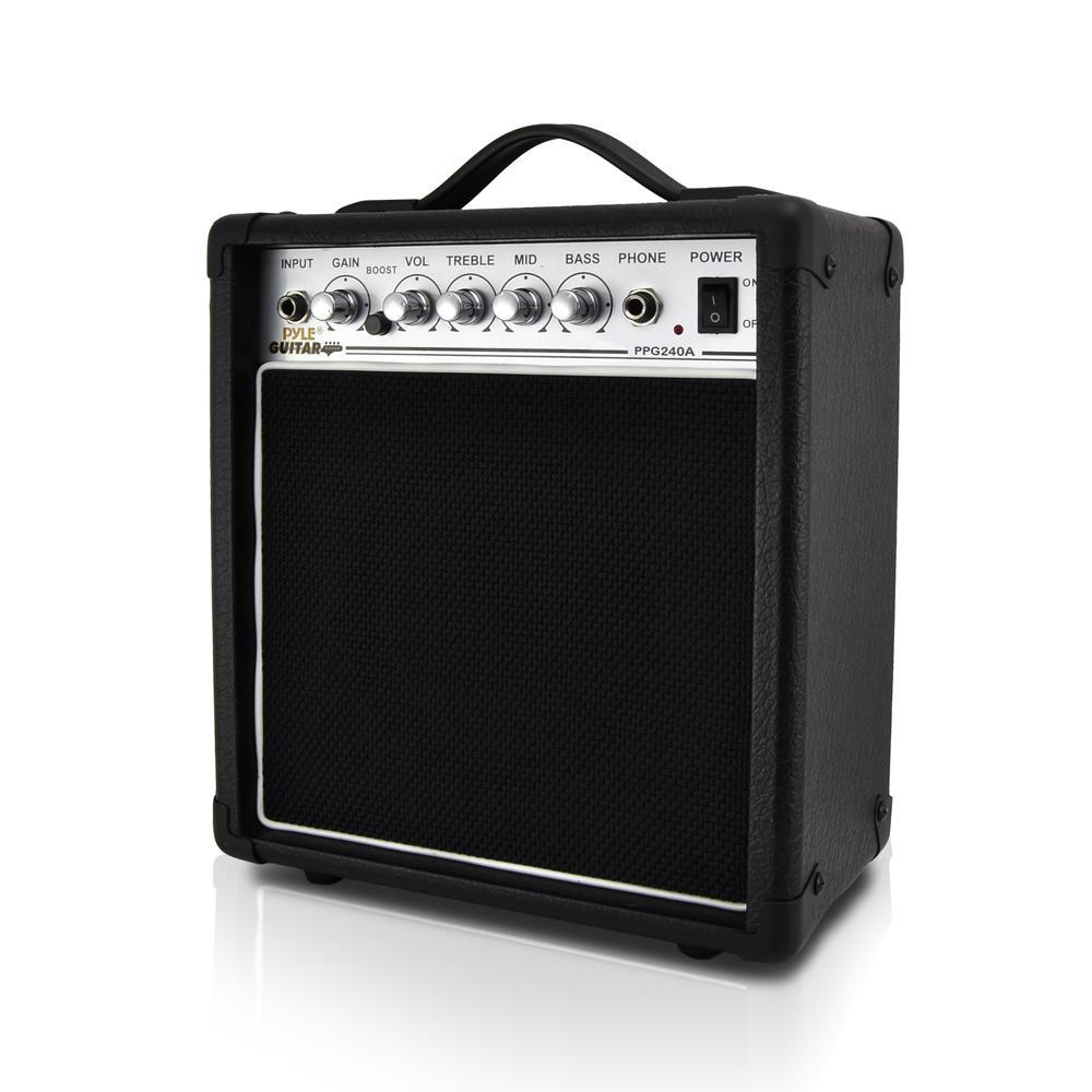 Pylepro Ppg240a Musical Instruments Guitars 20 Watt Power Amplifier Circuit Portable Guitar