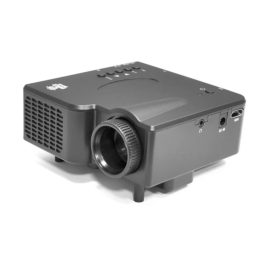 Pylehome prjg45 home and office projectors for Portable projector for laptop