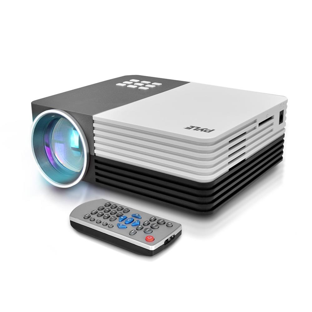 Pylehome prjg65 home and office projectors for Apple video projector