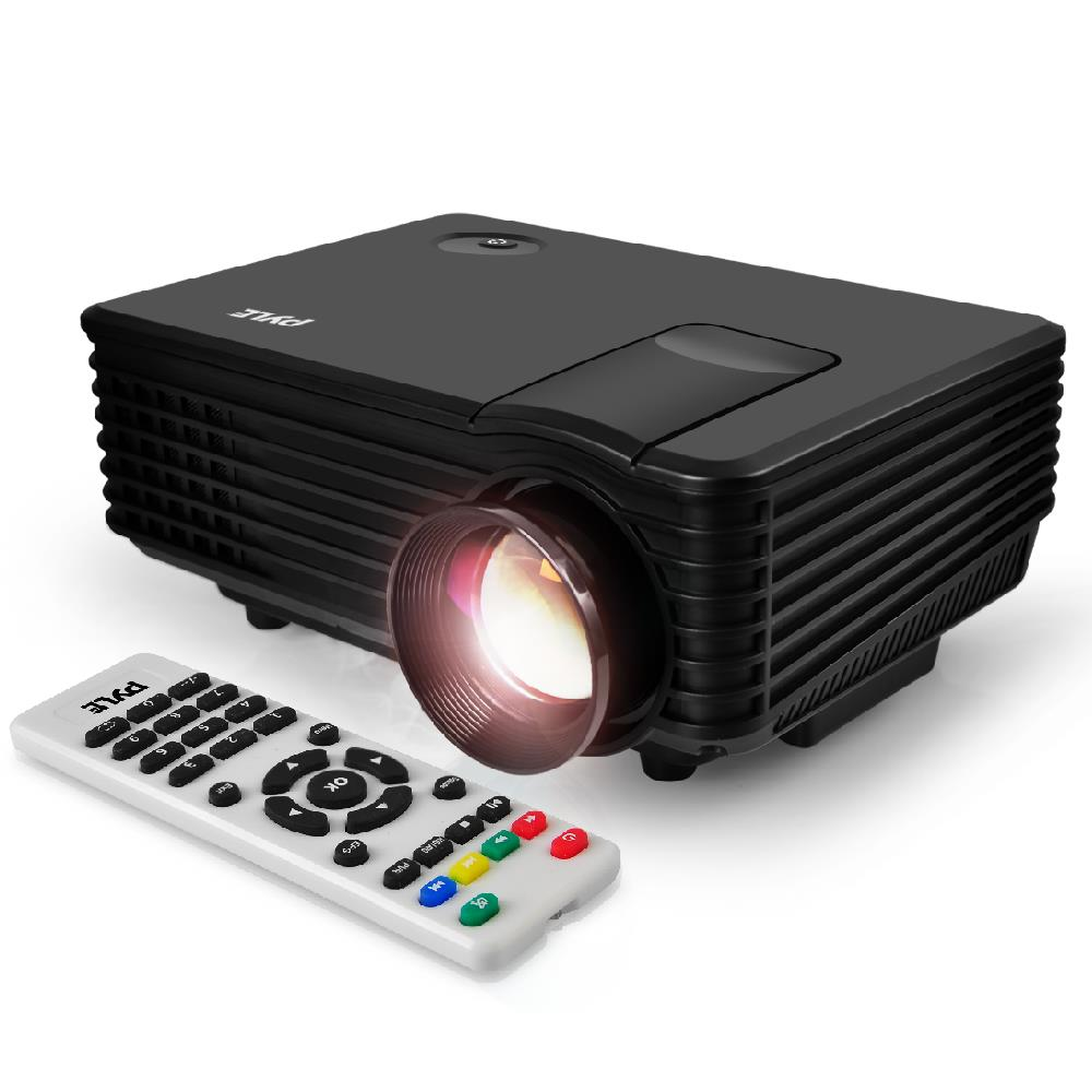 Pyle prjg88 home and office projectors for Compact hd projector