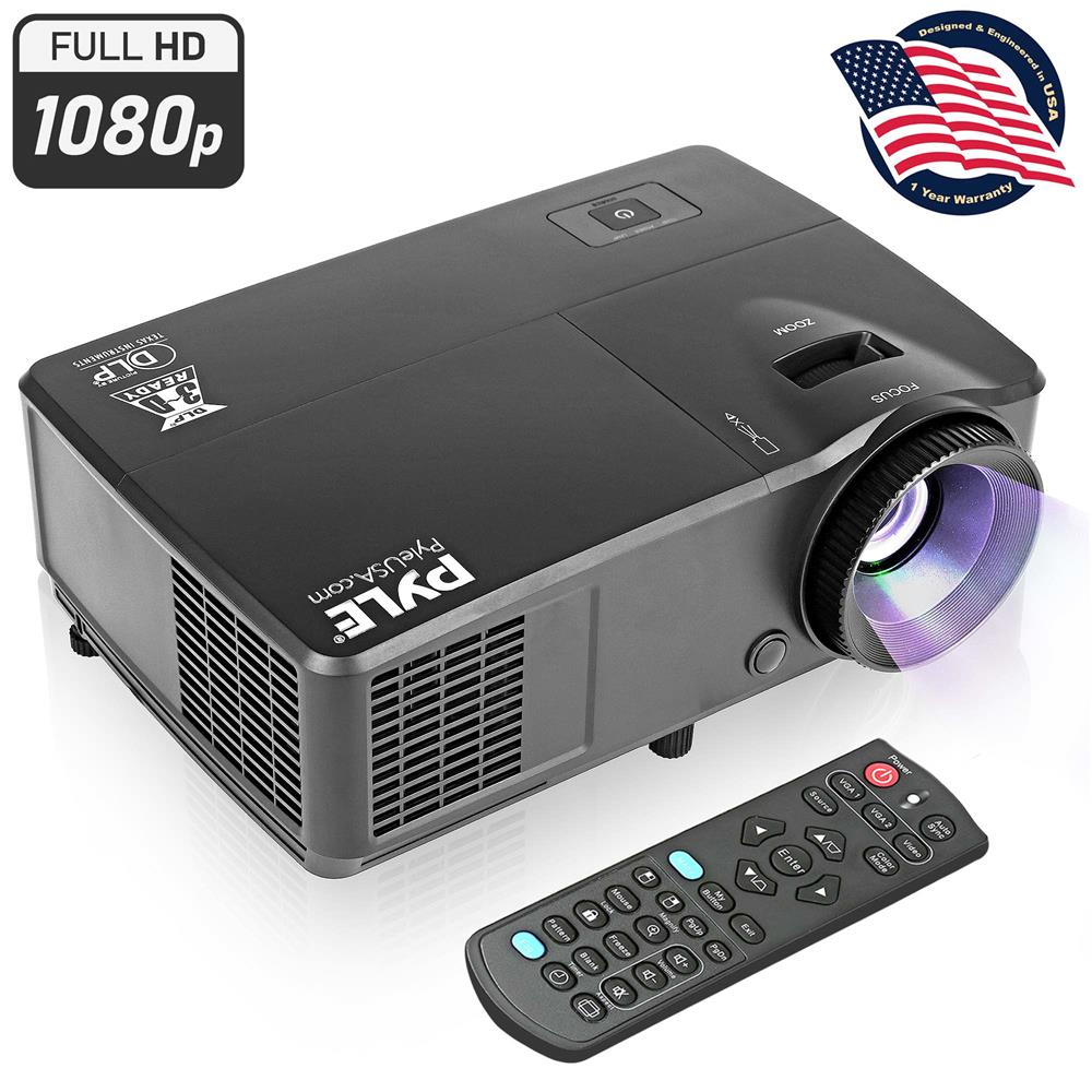 Pyle - PRJLEDLP205 - Home and Office - Projectors