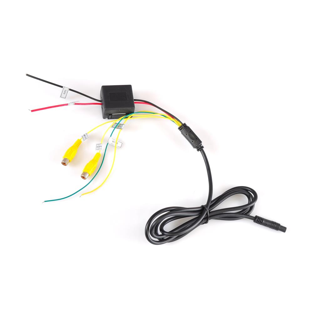 Pyle - prtplcmdvr7wh , Parts , Power Wiring Harness (For Pyle Model:  PLCMDVR7G)