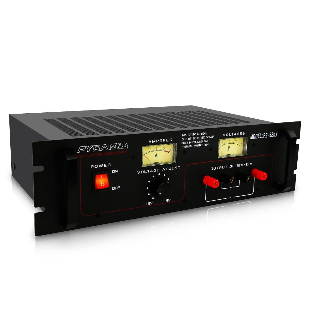 Pyramid Ps52kx Tools And Meters Power Supply Power