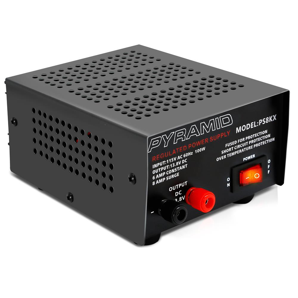 Pyramid Ps8kx Tools And Meters Power Supply Converters Dc Converter Pyle Home Office Bench