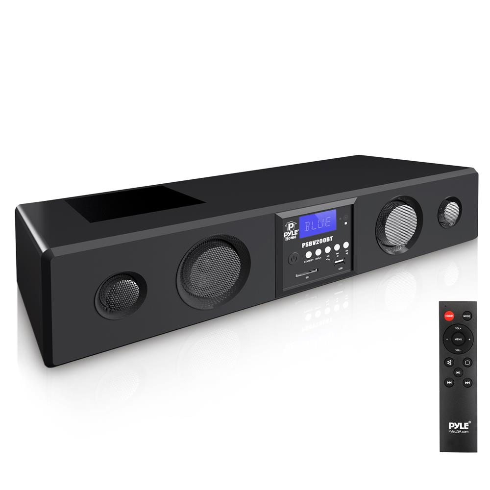Pylehome Psbv200bt Home And Office Soundbars Home