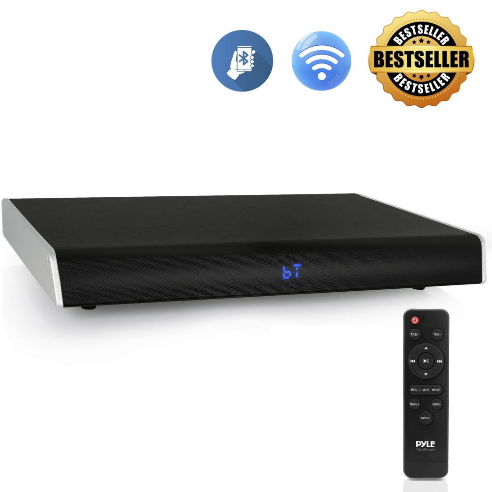 Pylehome Psbv630hdbt Home And Office Soundbars
