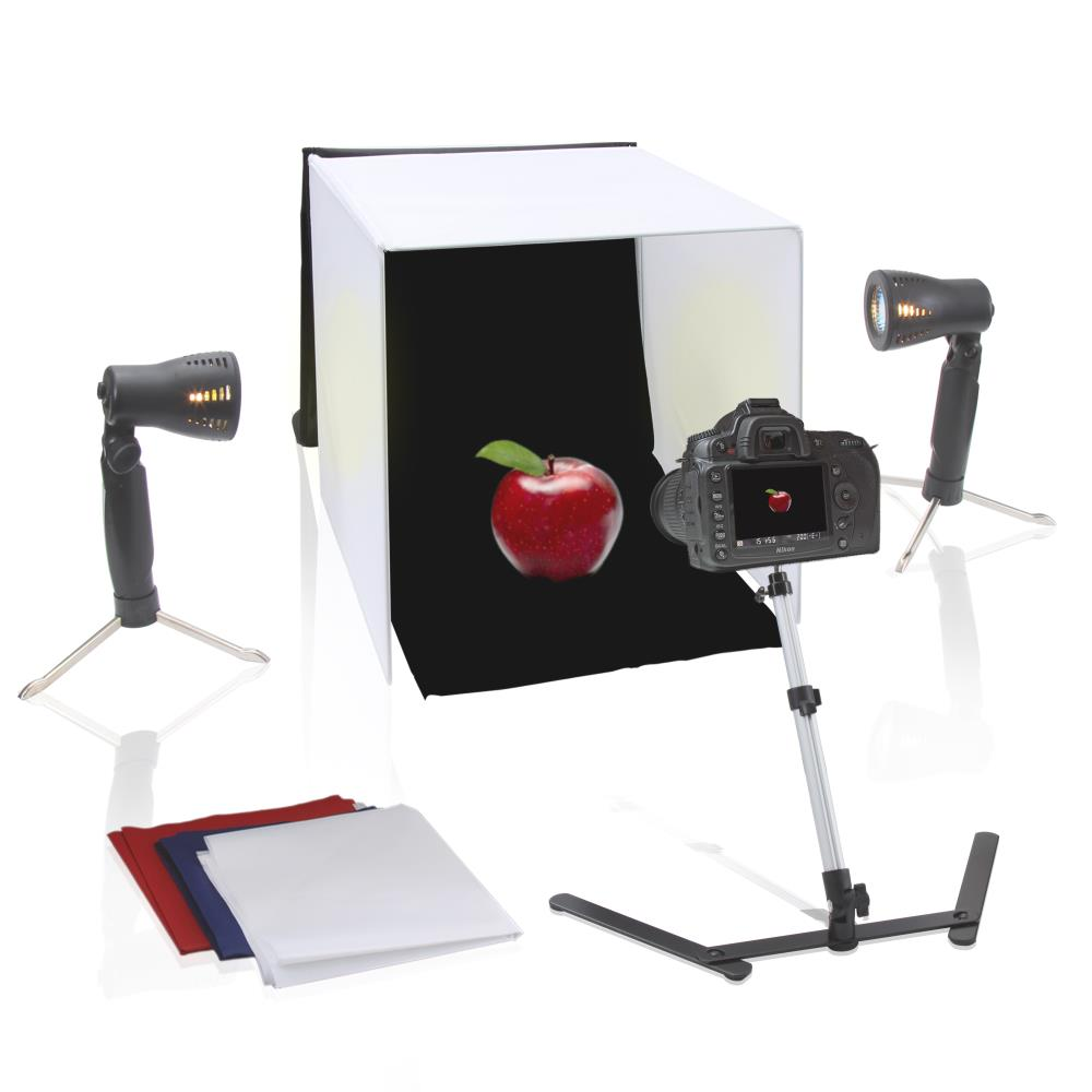 Optex Photo Studio Lighting Kit Review: Home And Office