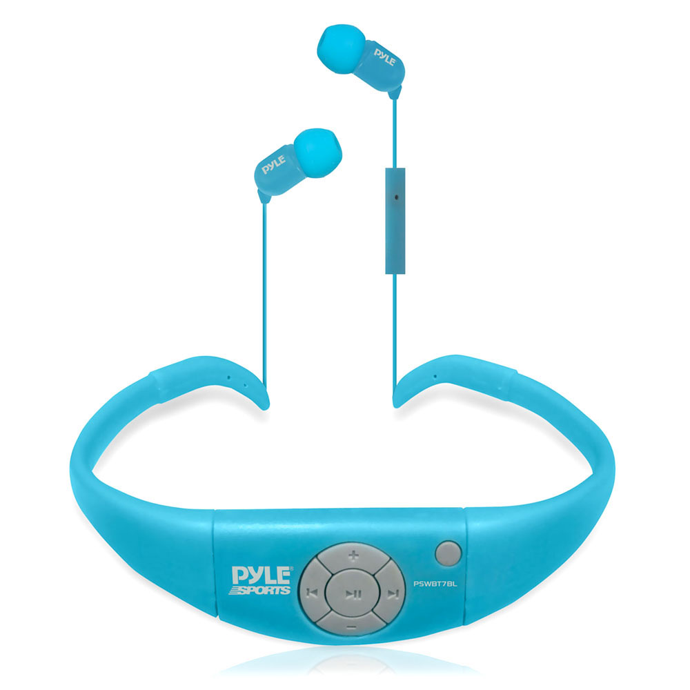 Pyle  Pswbt7bl , Gadgets And Handheld , Headphones  Mp3 Players , Sound  And Recording