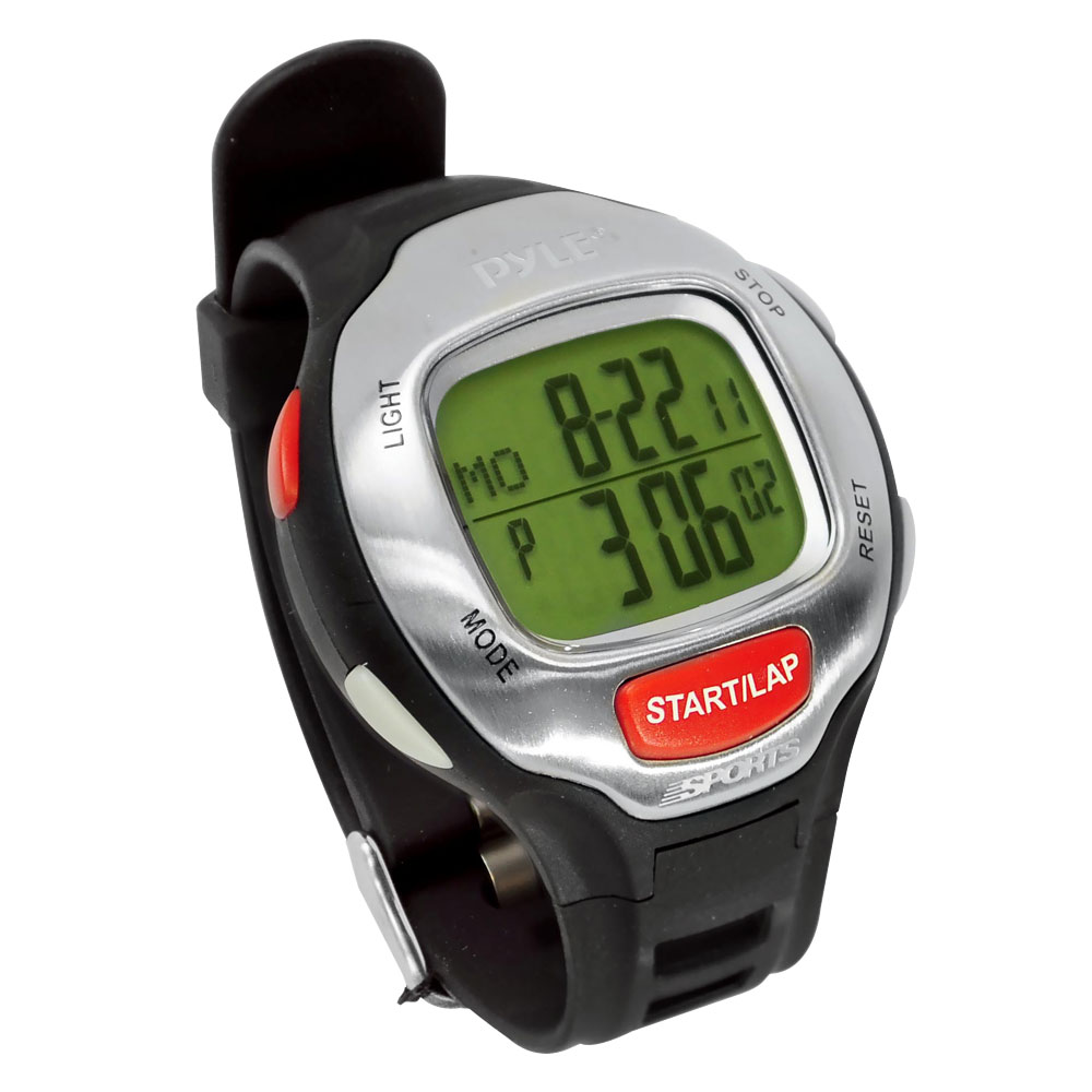 pyle - pswmr40bk - health and fitness - watches