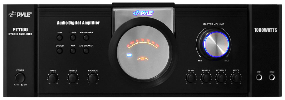Details about 1000W 1000 WATT HOME HOUSE DIGITAL STEREO AUDIO POWER AMP  AMPLIFIER NEW