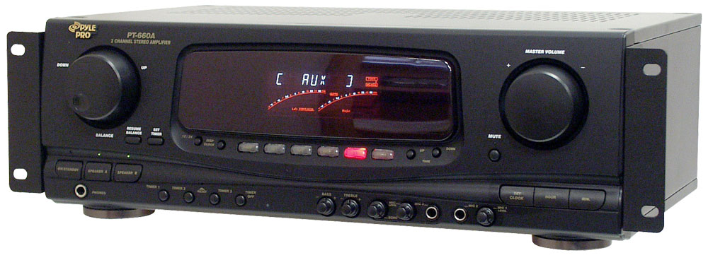 Pylepro - Pt660a - Home And Office - Amplifiers