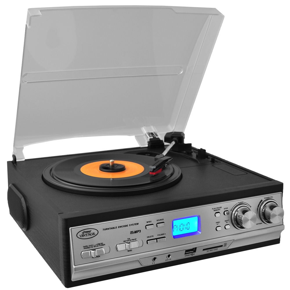 Pylehome Pttcs9u Home And Office Turntables