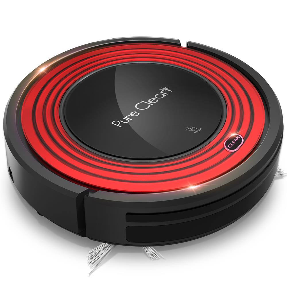 Pure Clean Pucrc95 Home And Office Robot Vacuum Cleaners
