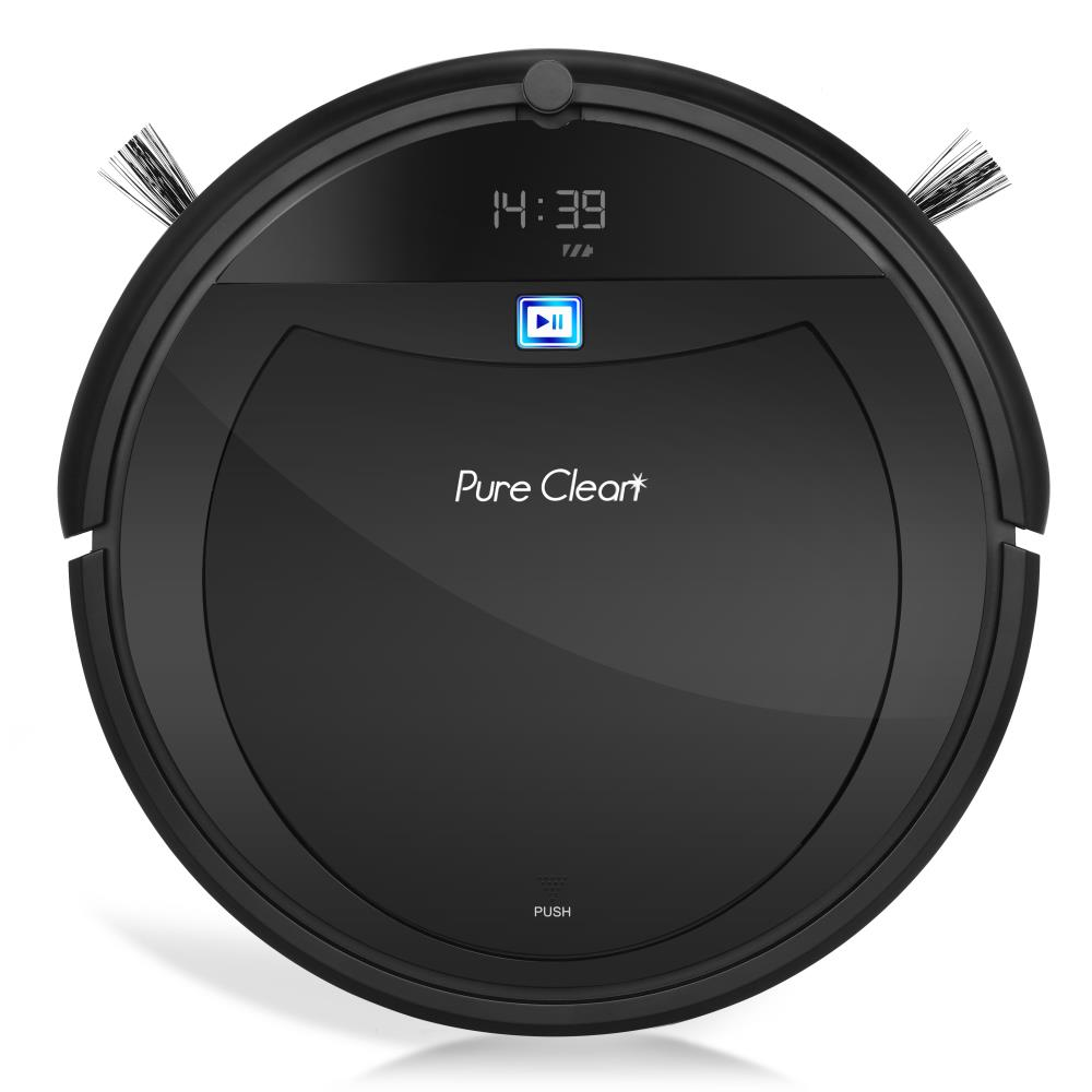 Pure Clean Pucrc99 Home And Office Robot Vacuum Cleaners
