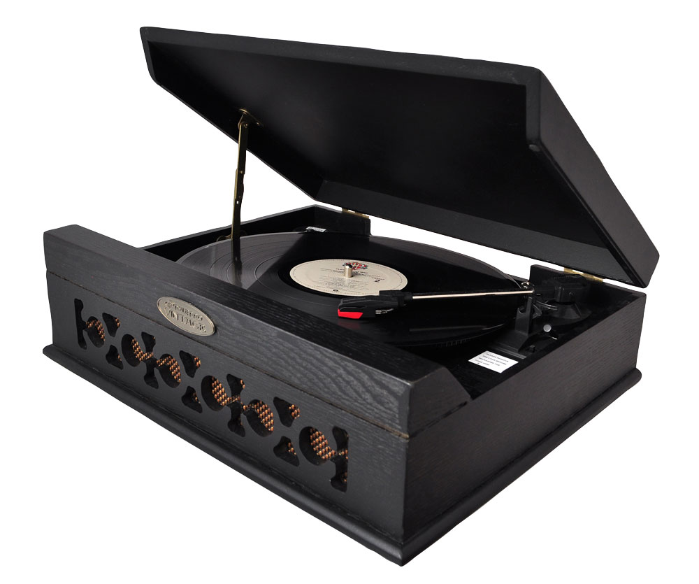 Pyle Pvntt6umb Home And Office Turntables