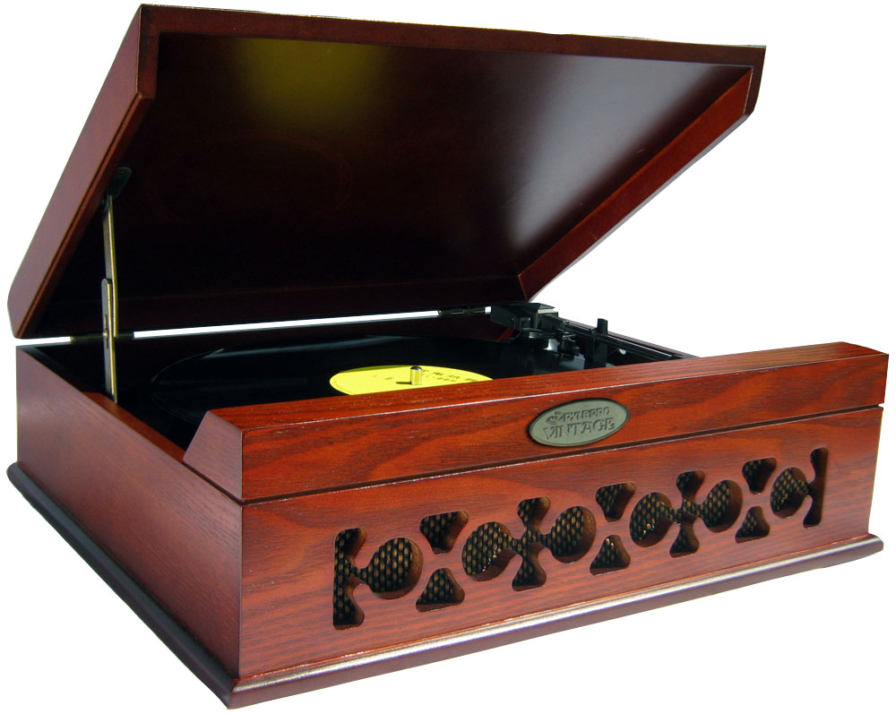 PyleHome - PVNTT6UMR - Home and Office - Turntables - Phonographs - Musical Instruments ...