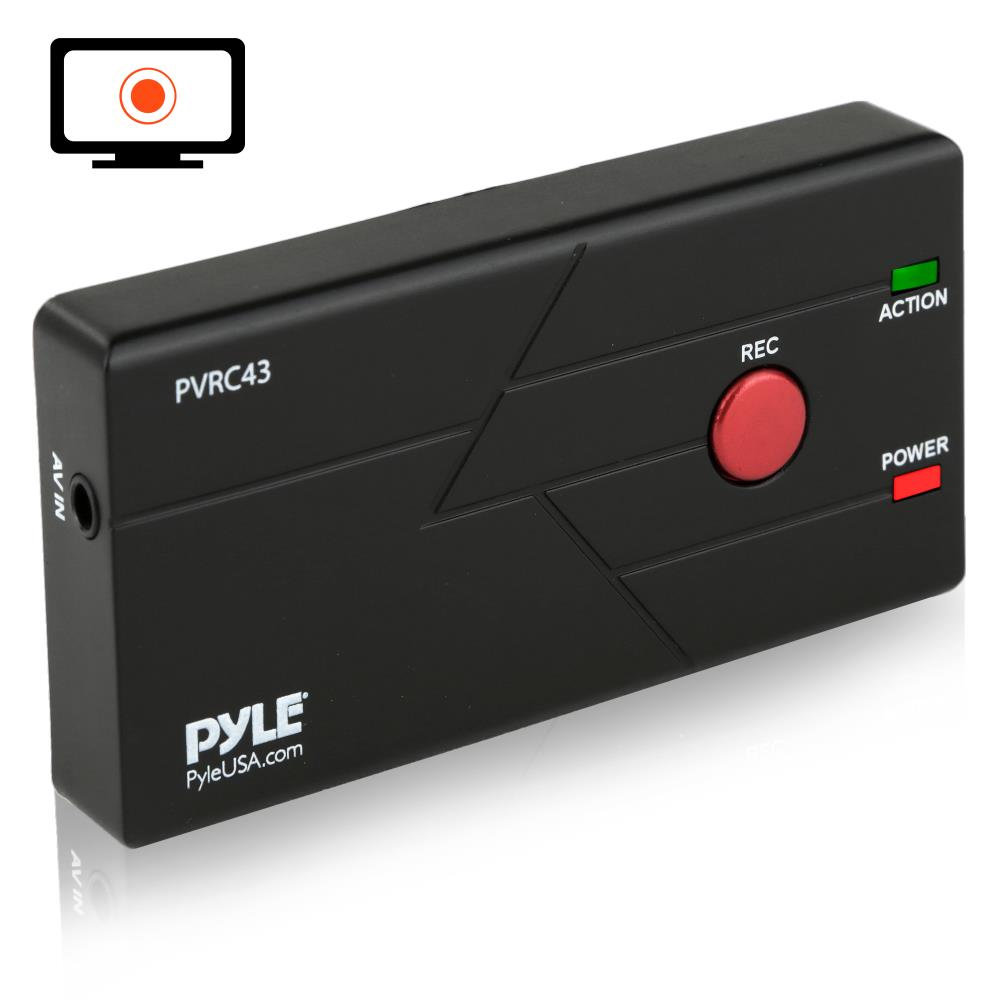 Pyle Pvrc43 Home And Office Tvs Monitors
