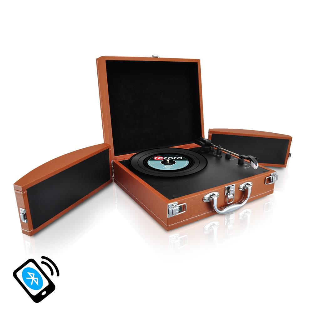 Pylehome Pvttbt8br Home And Office Turntables