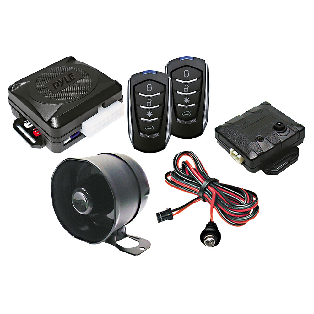 Pyle Pwd701 On The Road Alarm Security Systems