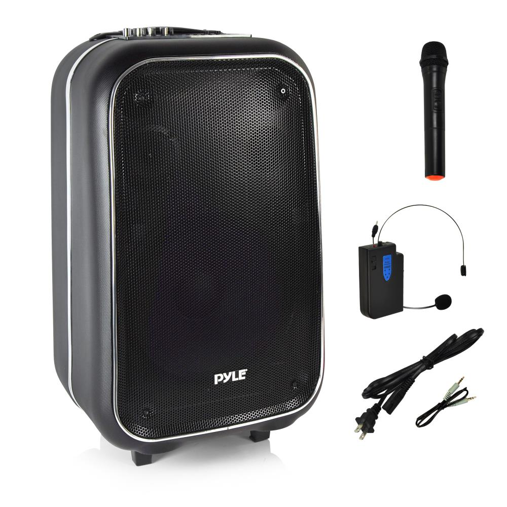 Pyle Pwma1225bt Home And Office Pa Loudspeakers