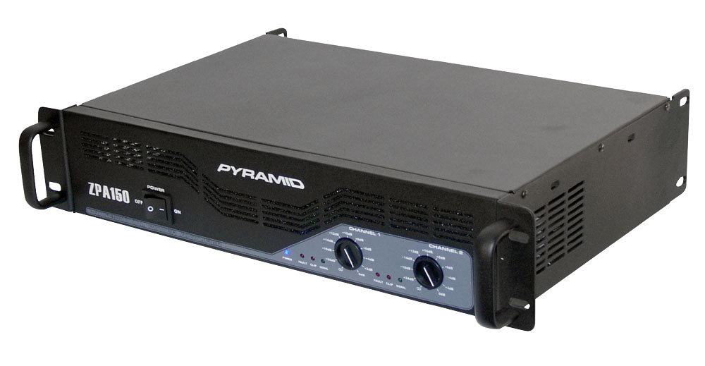 Pyramid Zpa150 Sound And Recording Amplifiers Receivers