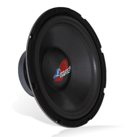 Pyle - DCTOA124 , On the Road , Vehicle Subwoofers , Distinct Series Car Subwoofer - Single Voice Coil IB Free Air Car Sub (12'' -inch, 300 Watt)