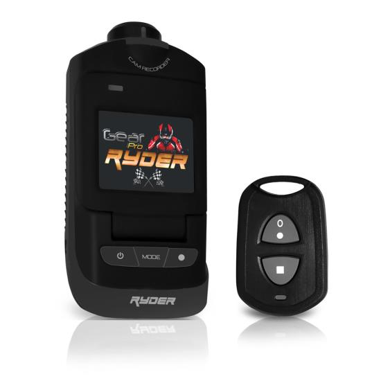 Pyle - GDV786GBK , Gadgets and Handheld , Cameras - Videocameras , Gear Pro Ryder Plus Action Camera with GPS Navigation Tracking Software, Hi-Resolution Fully HD, 16 MegaPixel Images, 1080p Video, Fold-Out 1.5'' LCD Display, GPS Google Maps Integrated Software