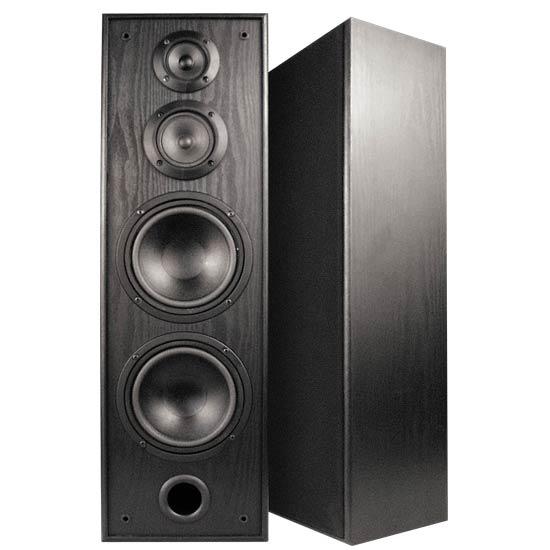 9-Way Speaker System