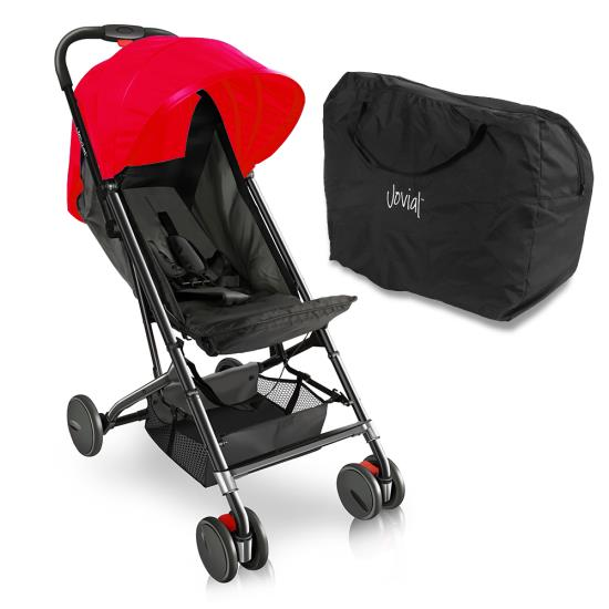 Pyle - JPC18RD.5 , Misc , Portable Folding Baby Stroller - Compact & Portable Stroller