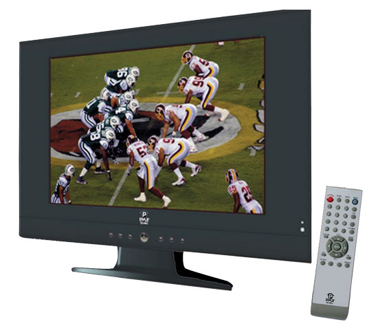 """Pyle - P19LCD , Home and Office , TVs - Monitors , 19"""" LCD TV"""