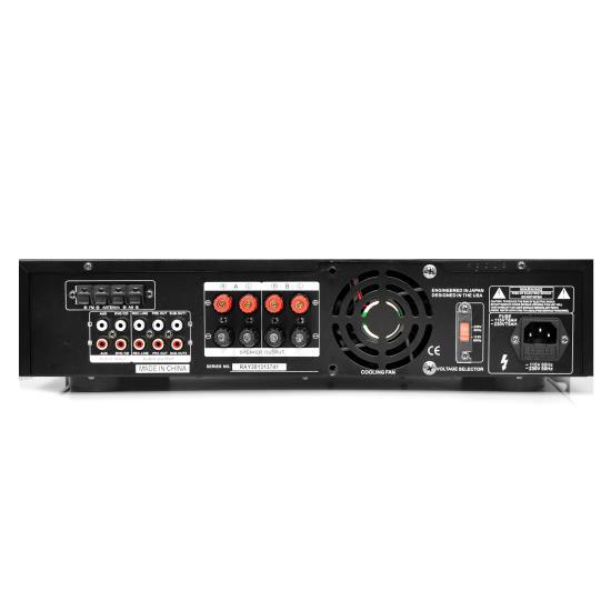 Power Amplifiers Receivers