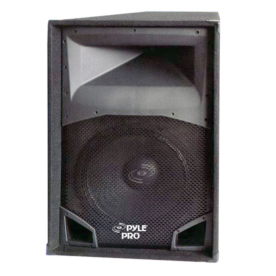 Pyle - PADH1549 , Sound and Recording , Studio & Stage Monitor Speakers , 15'' 1000 Watts 2-Way Speaker Cabinet