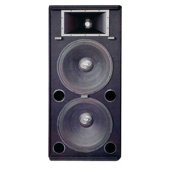 Pyle - PADH1572 , Sound and Recording , Studio Stage Monitors - Box Cabinet Systems , 2 x 15'' 2000 Watts Dual Speaker Cabinet