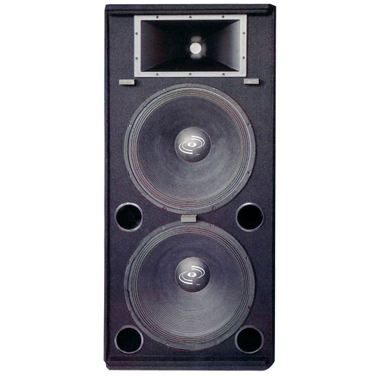 Pyle - PADH1872 , Sound and Recording , PA Loudspeakers - Cabinet Speakers , 2 x 18'' 3200 Watts Dual Speaker Cabinet
