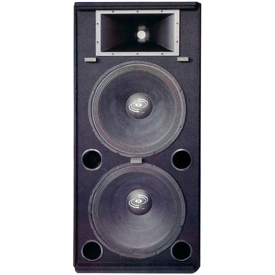 Pyle - PADH2172 , Sound and Recording , PA Loudspeakers, Molded Cabinet Systems , 2 x 21'' 4000 Watts Dual Speaker Cabinet