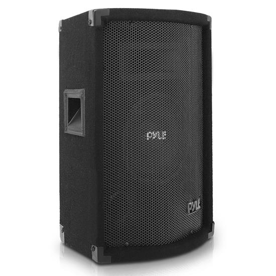 Pyle - PADH879 , DJ Equipment , DJ Speakers , 300 Watt 8'' Two-Way Speaker Cabinet