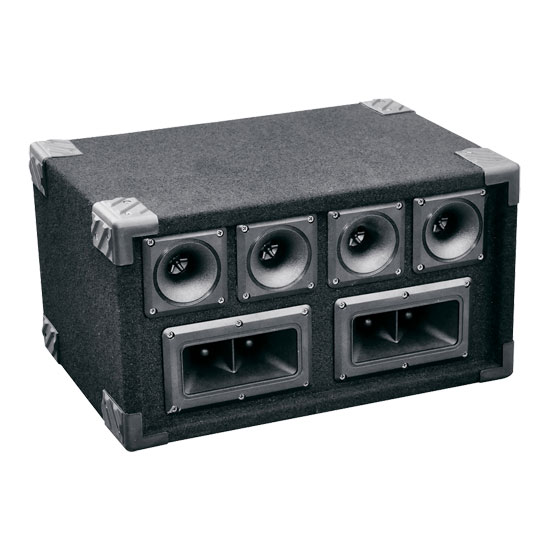 Pyle - PAHT7 , Sound and Recording , Studio Speakers - Stage Monitors , 6-Way DJ Tweeter System