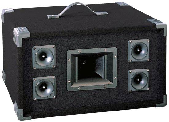 Studio Speakers Hook Up