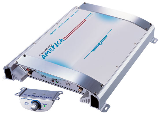 PB1200 1200 watt 4 channel bridgeable mosfet amplifier