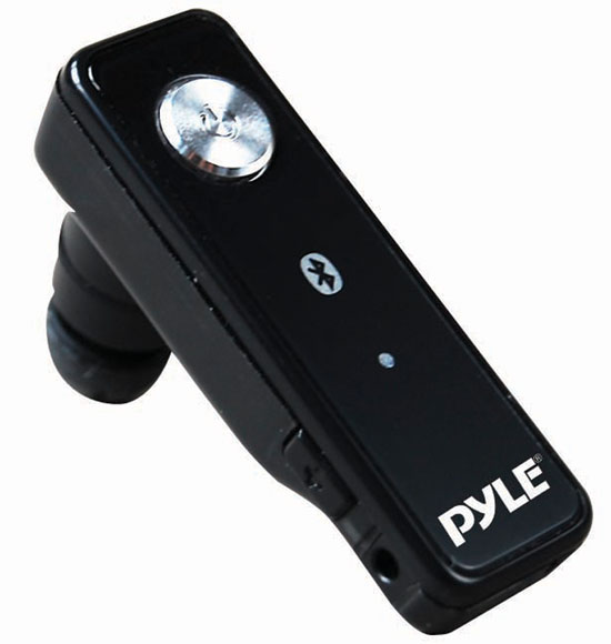 Pyle - PBT30M , On the Road , iPod/MP3 Audio Interface - Ground Loop Isolators , Wireless Bluetooth Headset Ear-Piece