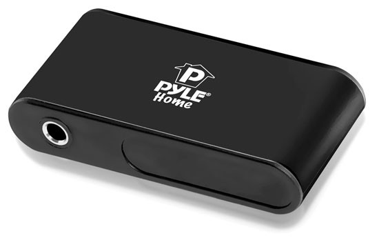Pyle - PBTR20 , Home Audio / Video , Bluetooth Devices , Bluetooth Transmitter, Adds Wireless Audio Streaming to Bluetooth Receivers, Speakers & Headphones, Connects to all Device with AUX or RCA Audio Inputs