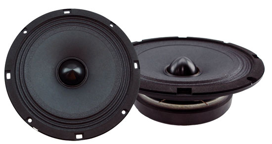 Pyle - PBW6S , DJ Equipment , Midbass/Midrange Speakers/Woofers  , 6.5'' High Power High Performance Midbass